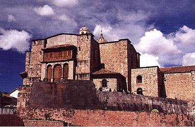 Qoricancha, Cusco